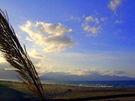 Strand von Balestrate
